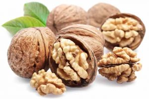 Walnut for ovarian cyst home remedies.