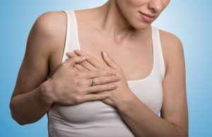 Reasons for cyst in breast.