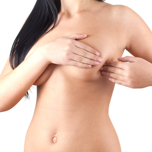 Cause of breast cysts