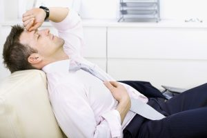 arachnoid cysts cause fatigue attacks in a person